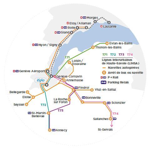 Plan mobilité ZIPLO