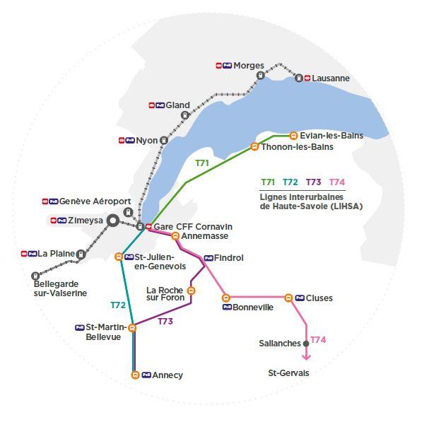 Plan d'accès ZIMEYSA