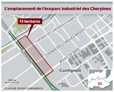 écoParc des Cherpines