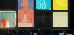 Fabienne Fischer, Conseillère d'Etat, DEE, Rentrée des entreprises 2021, FER-Genève, Palexpo, Halle 6